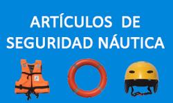 Artículos de seguridad náutica